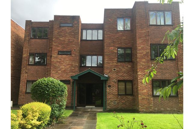 Thumbnail Flat to rent in Wilmslow Road, Fallowfield