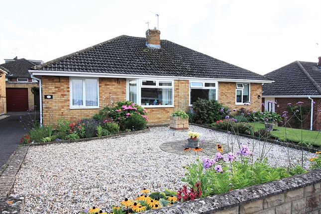 Thumbnail Semi-detached bungalow for sale in Henley Drive, Highworth