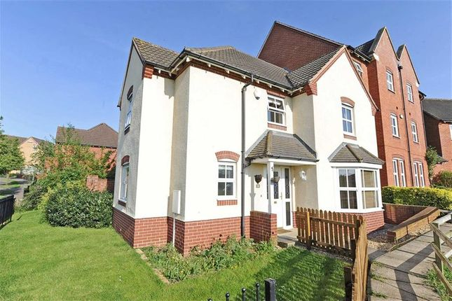 Thumbnail Semi-detached house for sale in John Lea Way, Wellingborough