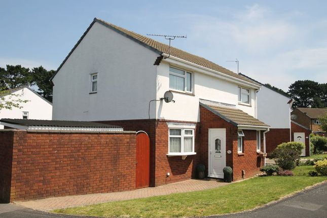 Thumbnail Semi-detached house to rent in Lambourne Road, Chartwell Green, West End, Southampton