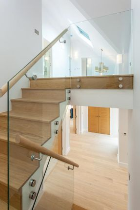 Staircase of Arundells, Whitehall Lane, Checkendon RG8