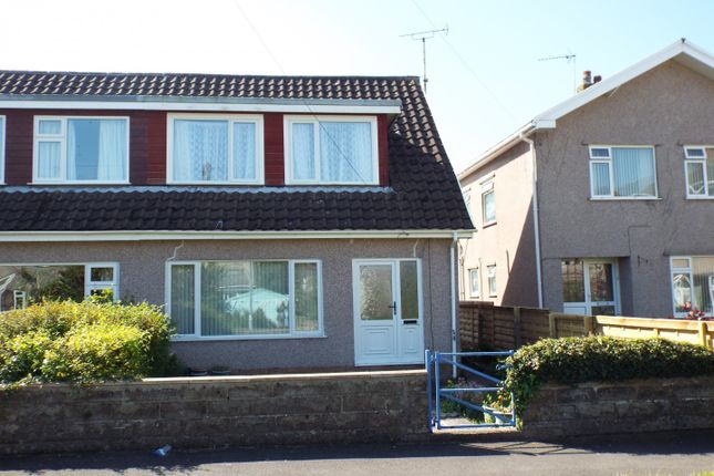 3 bed semi-detached house for sale in Brandy Cove Road, Bishopston, Swansea