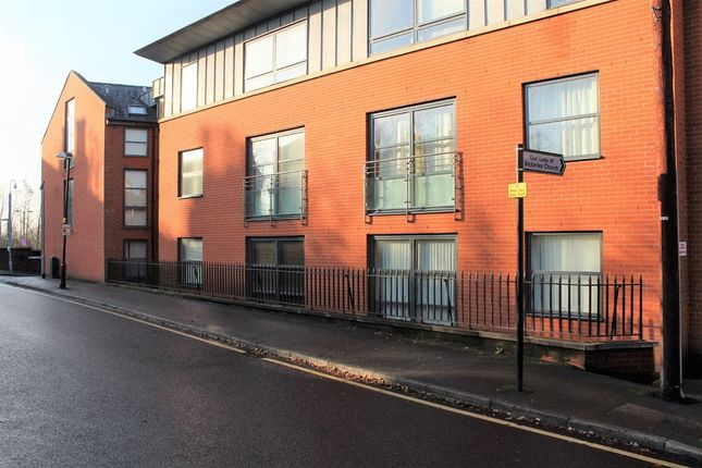 Thumbnail Flat to rent in East Cliff, Preston