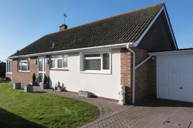 Thumbnail Bungalow for sale in Croft Road, Selsey, Chichester