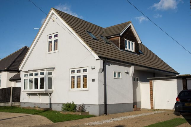 Thumbnail Detached house for sale in Gravel Road, Leigh-On-Sea, Southend-On-Sea