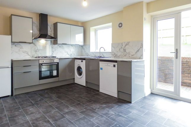 Thumbnail Semi-detached house for sale in Herberts Road, Garndiffaith, Pontypool