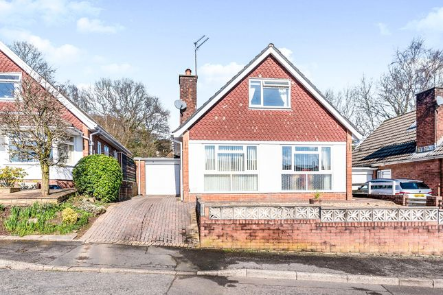 Thumbnail Detached house for sale in Rolls Close, Fairwater, Cwmbran
