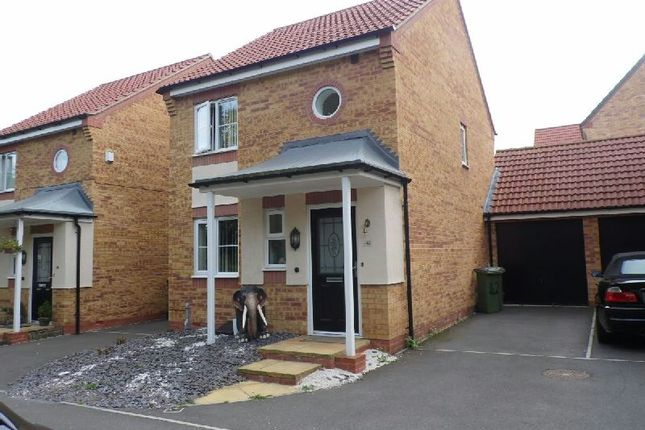 Thumbnail Detached house to rent in Stackyard Close, Thorpe Astley, Braunstone, Leicester