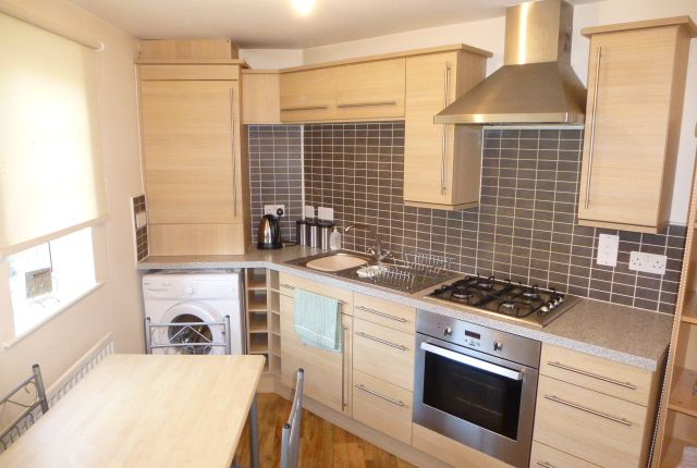 Thumbnail Flat to rent in Norris House, Blount Close, Crewe, Cheshire