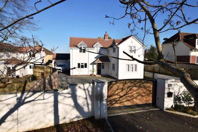 Thumbnail Detached house for sale in Martcombe Road, Easton-In-Gordano, Bristol