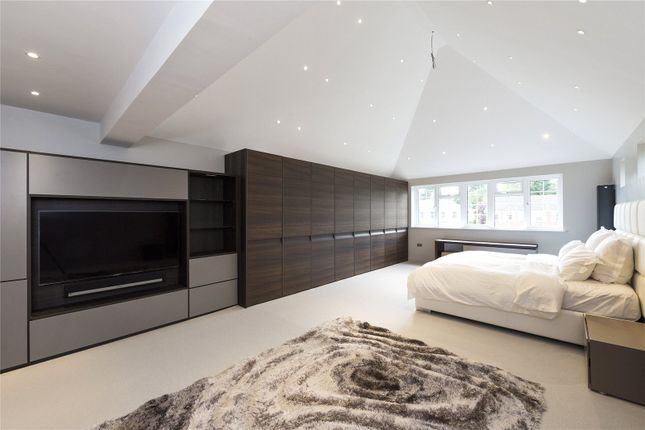 Master Bedroom of Pine Walk, Cobham, Surrey KT11