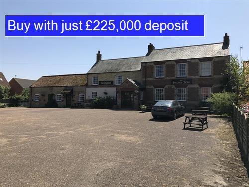 Thumbnail Restaurant/cafe for sale in PE13, Parson Drove, Cambridgeshire