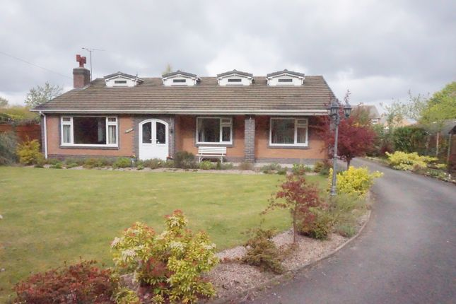 Thumbnail Detached bungalow for sale in Old Chester Road, Helsby