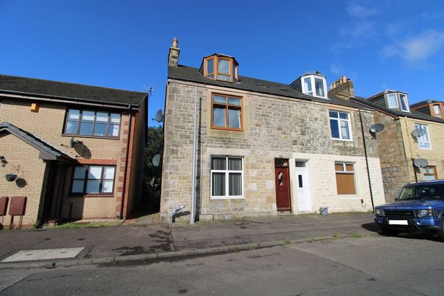 Thumbnail Flat to rent in Paris Street, Grangemouth