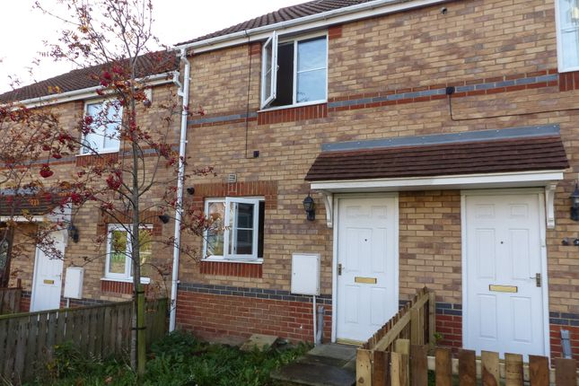 Thumbnail Terraced house to rent in Holyoake, South Moor, Stanley