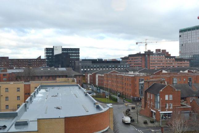Thumbnail Flat to rent in Bonsall Street, Manchester