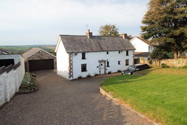 Thumbnail Detached house for sale in Hills Green Cottage, Reynoldston. Gower, Swanseam