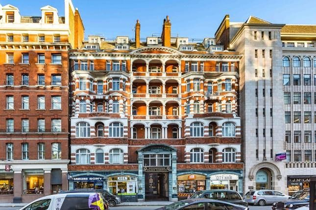 Thumbnail Flat to rent in Westminster Palace Gardens, Artillery Row, Victoria, London