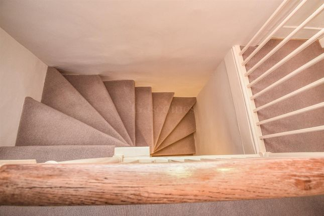 Stairs of King Street, Southwell NG25