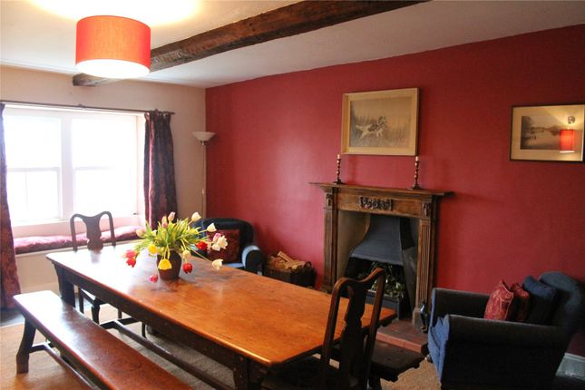 Dining Room of Howbarrow Farm, Cartmel, Grange-Over-Sands, Cumbria LA11