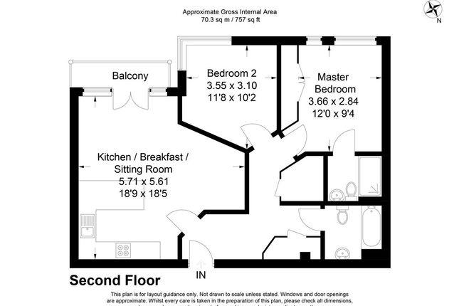 Floor Plan of Singleton Drive, Grange Farm, Milton Keynes MK8