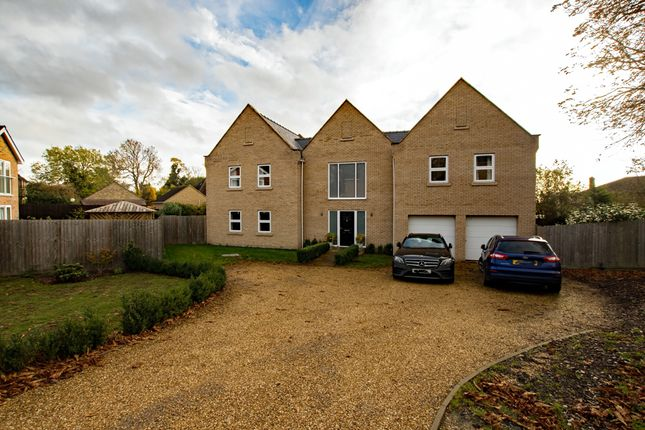 Thumbnail Detached house to rent in Yew Tree Gardens, Sutton, Ely