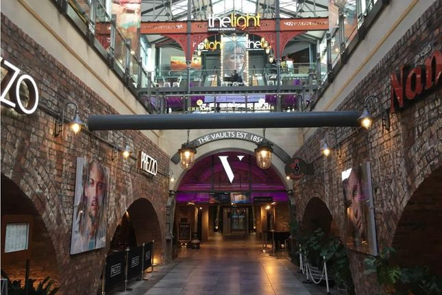 Thumbnail Retail premises to let in The Vaults, V5, Market Place Centre, Bolton