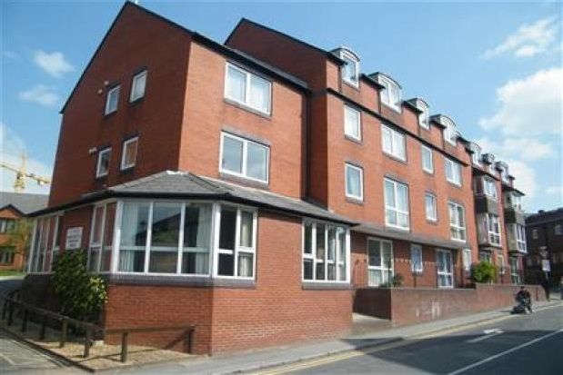 Thumbnail Flat to rent in Homedee House, Garden Lane, Chester