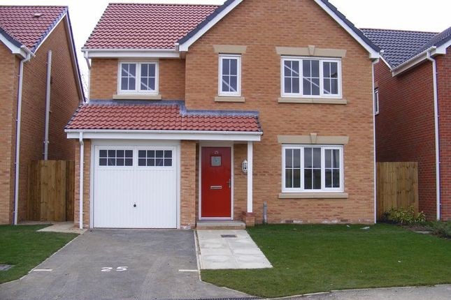 Thumbnail Detached house to rent in Neals Crescent, Grantham
