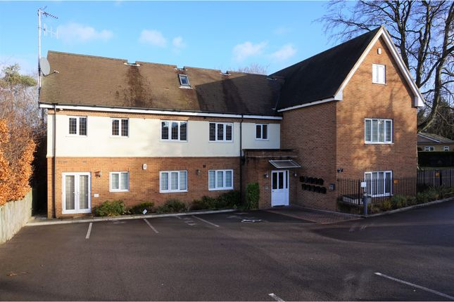 Thumbnail Flat for sale in Monteagle Lane, Yateley