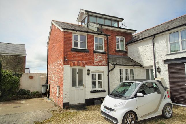 Thumbnail Cottage for sale in Barnstaple Street, South Molton