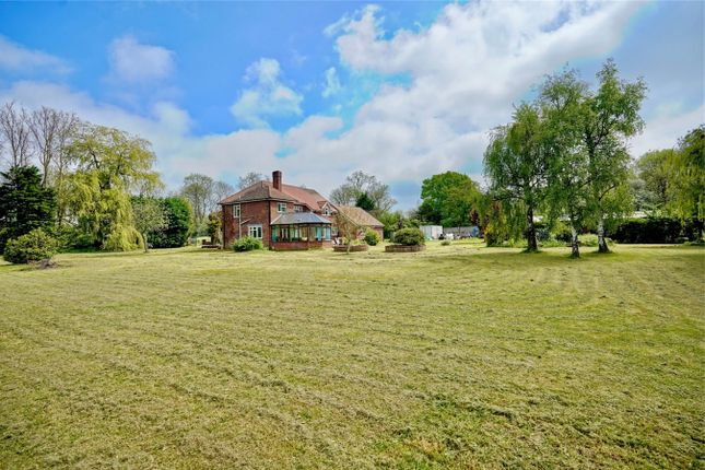 Thumbnail Detached house for sale in Meadow Road, Great Gransden, Sandy