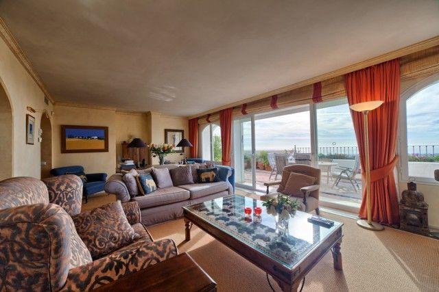 Lounge Area of Spain, Málaga, Marbella, La Heredia