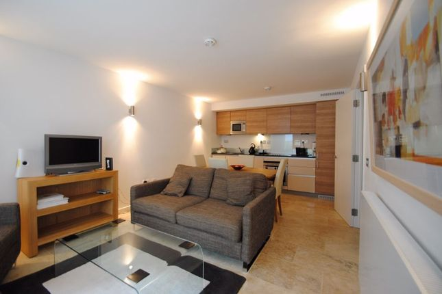 Thumbnail Flat to rent in Metcalfe Court, Teal Street, London
