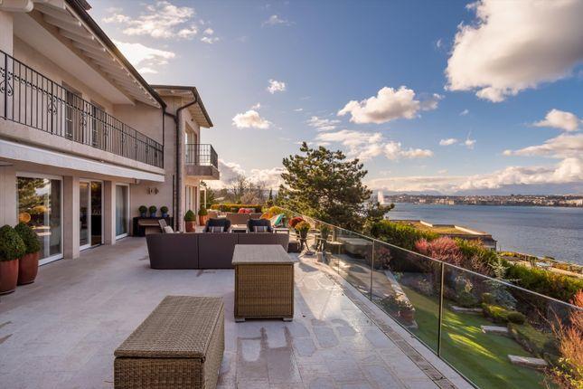 Thumbnail Villa for sale in Cologny, Geneva, Switzerland