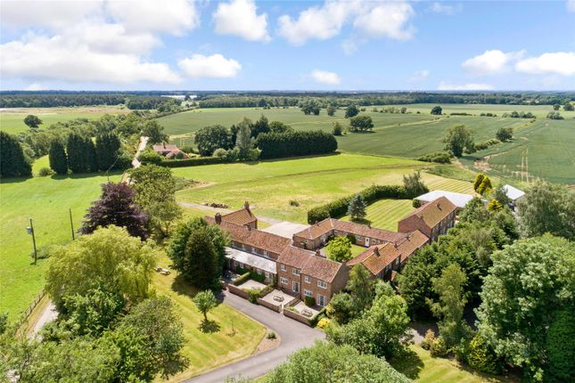 Thumbnail Detached house for sale in Flaxton, York