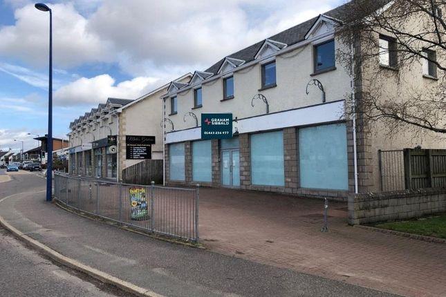 Thumbnail Retail premises for sale in 100 Grampian Road, Aviemore