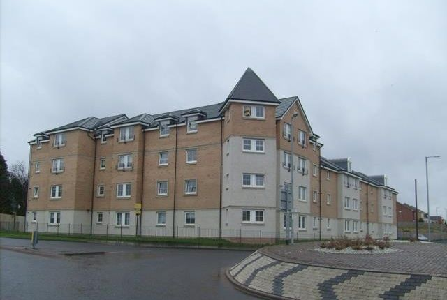 Thumbnail Flat to rent in Montrose Court, Carfin