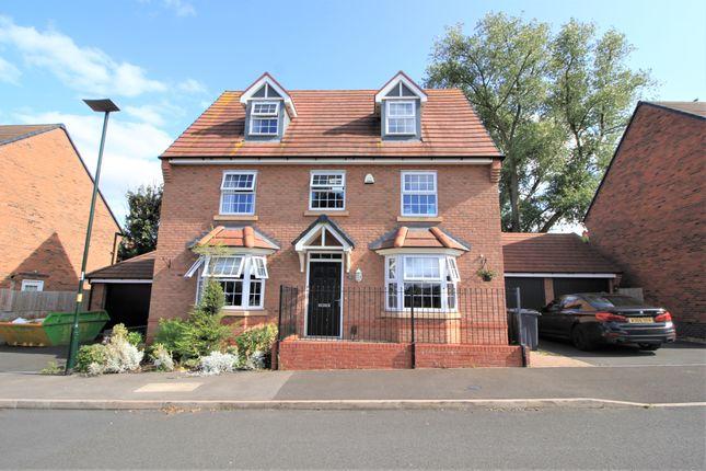 Thumbnail Detached house to rent in Perrott Way, Birmingham