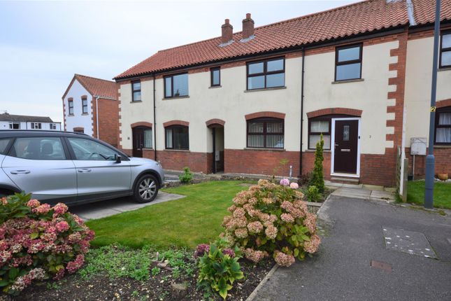 3 bed terraced house for sale in Veterinary Close, Hunmanby, Filey YO14