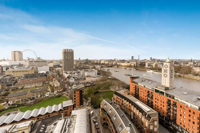 Thumbnail Flat for sale in South Bank Tower, London