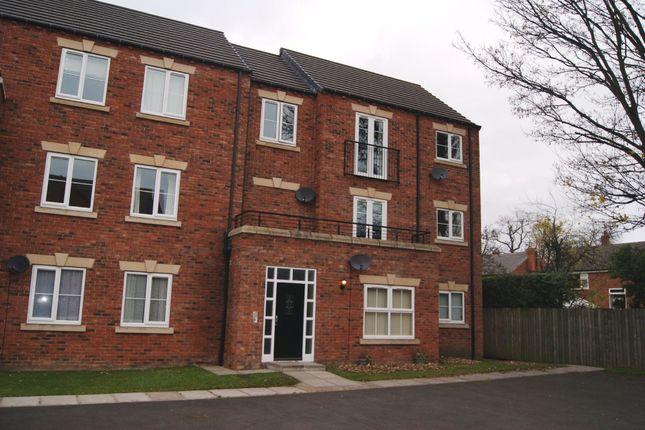 Thumbnail Flat to rent in Wobourn Lodge, Wobourn Court, Ossett
