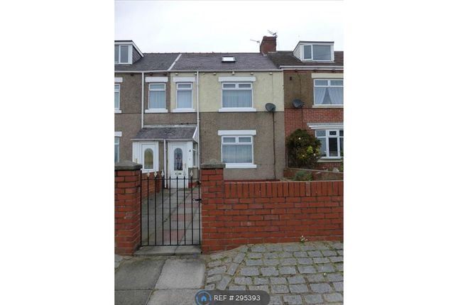 Thumbnail Terraced house to rent in Bay View East, Newbiggin By The Sea
