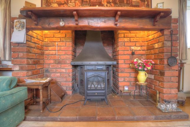 Fireplace of Eyton, Wrexham LL13