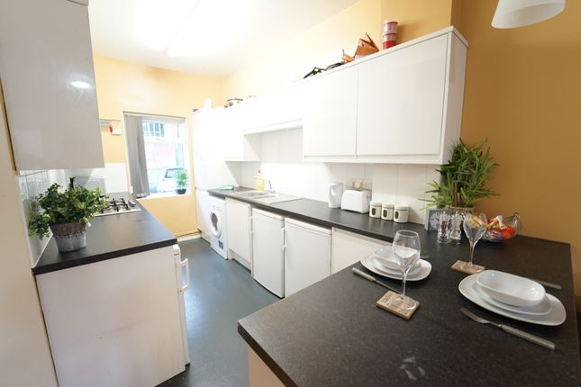 Thumbnail Detached house to rent in Gamble Street, Nottingham