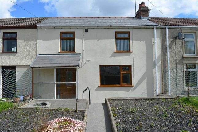 Thumbnail Terraced house for sale in Exhibition Row, Aberdare, Rhondda Cynon Taf