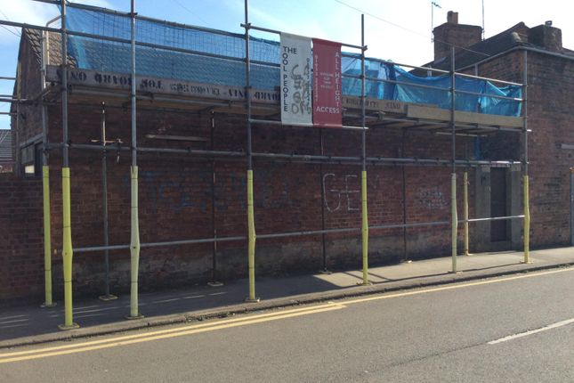 Thumbnail Land for sale in George Street, Wellingborough