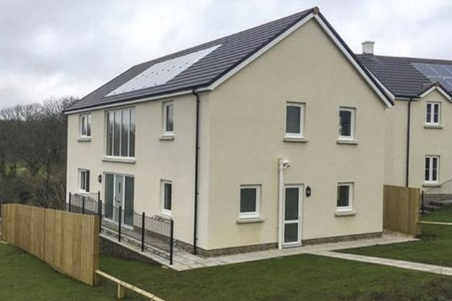 Thumbnail Detached house for sale in Plot 11, Green Meadows Park, Tenby