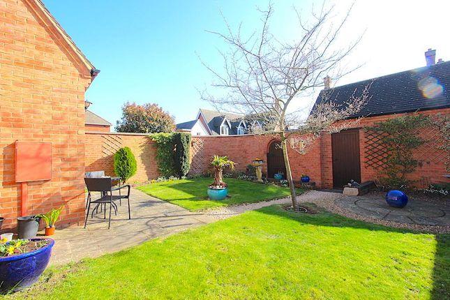 Rear Garden of Main Street, Kirby Muxloe, Leicester LE9