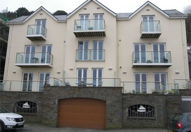 Thumbnail Flat to rent in Apartment 7, The Boat House, Mumbles Road